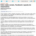 Denis Zanini na Folha.com, Agosto 2011