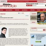 Revista Negócios da Comunicação (Junho/2012)